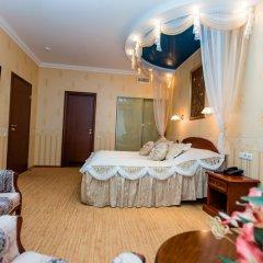Мини-Отель Оазис Стандартный номер с двуспальной кроватью фото 5