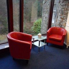 Britannia Edinburgh Hotel Эдинбург интерьер отеля фото 3