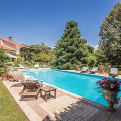 Отель La Gaura Guest House Италия, Казаль Палоччо - отзывы, цены и фото номеров - забронировать отель La Gaura Guest House онлайн бассейн фото 2