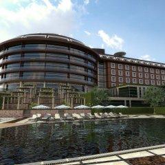 Akrones Thermal Spa Convention Hotel бассейн