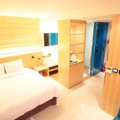 Grammos Hotel сейф в номере