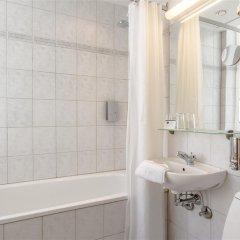 Отель Best Western Hotel Hebron Дания, Копенгаген - 2 отзыва об отеле, цены и фото номеров - забронировать отель Best Western Hotel Hebron онлайн ванная