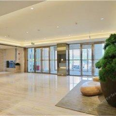 Отель JI Hotel Beijing Capital Airport Китай, Пекин - отзывы, цены и фото номеров - забронировать отель JI Hotel Beijing Capital Airport онлайн интерьер отеля