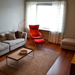 Апартаменты Helsinki Apartment комната для гостей фото 3