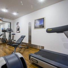 Отель 4mex Inn фитнесс-зал фото 4