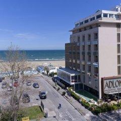 Hotel Adlon пляж фото 2