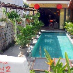 Отель Maison Vui Boutique Villa бассейн