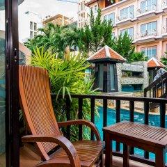 Отель Nipa Resort балкон