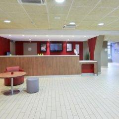 Отель Campanile Lyon Centre - Gare Part Dieu Франция, Лион - отзывы, цены и фото номеров - забронировать отель Campanile Lyon Centre - Gare Part Dieu онлайн интерьер отеля фото 3