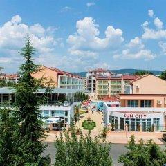 Отель Sun City Hotel Болгария, Солнечный берег - отзывы, цены и фото номеров - забронировать отель Sun City Hotel онлайн балкон