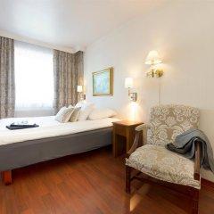 Отель Scandic City Fredrikstad Фредрикстад комната для гостей