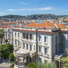 Отель West End Nice Франция, Ницца - 14 отзывов об отеле, цены и фото номеров - забронировать отель West End Nice онлайн фото 4