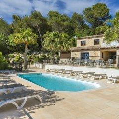Отель Domaine du Mont Leuze бассейн фото 3