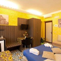 Отель Kunesias B&B Италия, Чинизи - отзывы, цены и фото номеров - забронировать отель Kunesias B&B онлайн комната для гостей фото 5