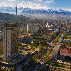 Казахстан Отель балкон