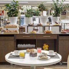 Hotel Melia Milano Милан питание