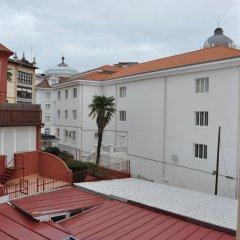 Отель Hosteria Santander Испания, Сантандер - отзывы, цены и фото номеров - забронировать отель Hosteria Santander онлайн балкон