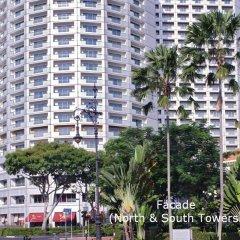 Отель Fairmont Singapore Сингапур