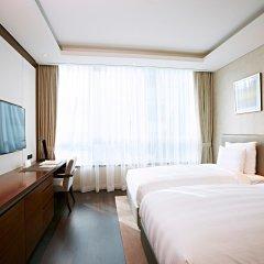 Отель Lotte City Hotel Myeongdong Южная Корея, Сеул - 2 отзыва об отеле, цены и фото номеров - забронировать отель Lotte City Hotel Myeongdong онлайн комната для гостей фото 2