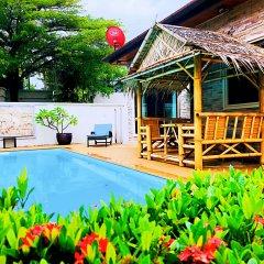 Отель Thai Family Rawai Pool Villa бассейн фото 2