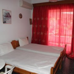 Отель Pension Afroditi Парадиси комната для гостей фото 6