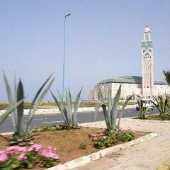 Отель Novotel Casablanca City Center парковка