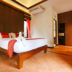 Отель Samui Honey Cottages Beach Resort комната для гостей