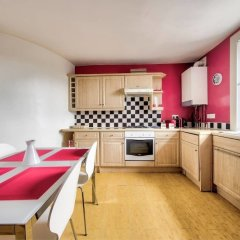 Отель Top Floor 3BR Apt Near Edinburgh Castle Великобритания, Эдинбург - отзывы, цены и фото номеров - забронировать отель Top Floor 3BR Apt Near Edinburgh Castle онлайн