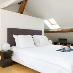 Апартаменты Saint Germain - Mabillon Apartment комната для гостей фото 3