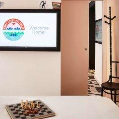 Отель Mama Shelter Belgrade Сербия, Белград - отзывы, цены и фото номеров - забронировать отель Mama Shelter Belgrade онлайн удобства в номере