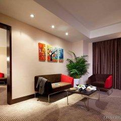 Отель Novotel Shenzhen Watergate Китай, Шэньчжэнь - отзывы, цены и фото номеров - забронировать отель Novotel Shenzhen Watergate онлайн комната для гостей фото 2