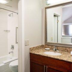 Отель Residence Inn by Marriott Las Vegas Convention Center США, Лас-Вегас - 1 отзыв об отеле, цены и фото номеров - забронировать отель Residence Inn by Marriott Las Vegas Convention Center онлайн ванная фото 2