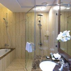 Отель Fraser Suites Dubai Дубай сауна