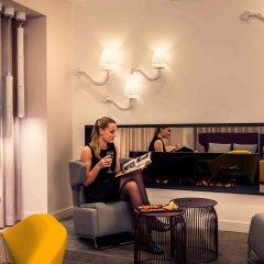 Отель Mercure Montmartre Sacre Coeur Париж гостиничный бар