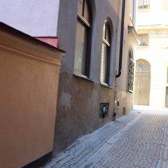 Апартаменты Cute Studio Apartment in Old Town Стокгольм интерьер отеля