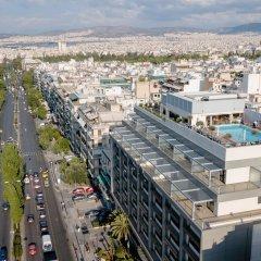 Отель Athens Zafolia Hotel Греция, Афины - 1 отзыв об отеле, цены и фото номеров - забронировать отель Athens Zafolia Hotel онлайн фото 7
