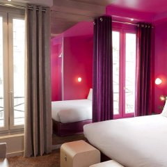 Hotel du Cadran комната для гостей фото 3