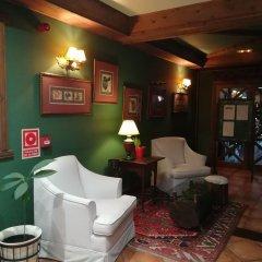 Отель Suite Aparthotel El Refugio de Aran Vielha интерьер отеля фото 3