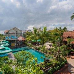 Отель Betel Garden Villas бассейн