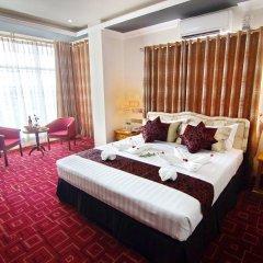 Myat Nan Yone Hotel комната для гостей