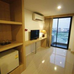Отель Memo Suite Pattaya Таиланд, Паттайя - отзывы, цены и фото номеров - забронировать отель Memo Suite Pattaya онлайн удобства в номере фото 2