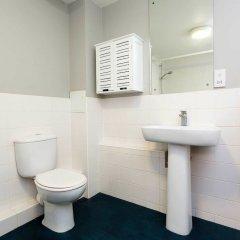 Отель Stadium Hideaway ванная фото 2