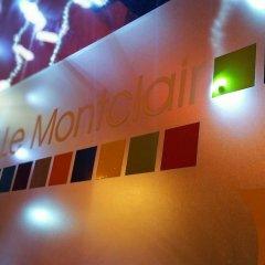 Отель Le Montclair Montmartre by Hiphophostels интерьер отеля фото 3