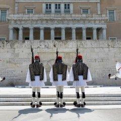 Отель Monastiraki Residences By Livin Urbban Афины спортивное сооружение