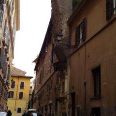 Отель Arch Rome Suites парковка