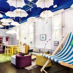 ibis Styles Manchester Portland Hotel (Newly refurbished) интерьер отеля фото 2