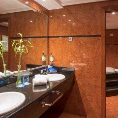 Отель TRYP Madrid Alameda Aeropuerto Hotel Испания, Мадрид - 2 отзыва об отеле, цены и фото номеров - забронировать отель TRYP Madrid Alameda Aeropuerto Hotel онлайн ванная фото 3