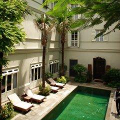 Eugenia Hotel Bangkok Бангкок бассейн