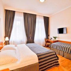 Отель Marketa Чехия, Прага - 3 отзыва об отеле, цены и фото номеров - забронировать отель Marketa онлайн комната для гостей фото 5