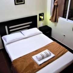 Отель El Castillo De Azucar сейф в номере